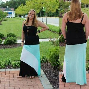 Dresses & Skirts - 🌟🌟New Arrival High Waist Maxi Skirt🌟🌟